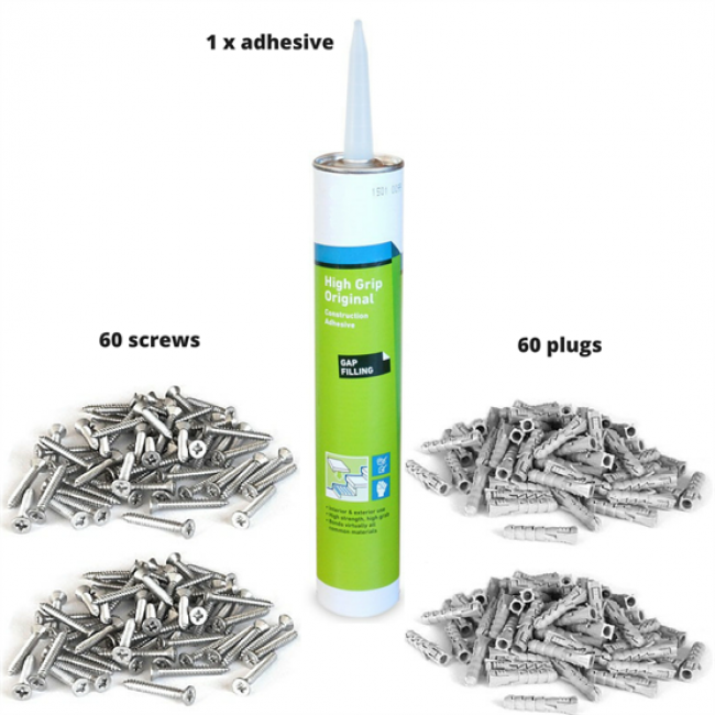 GRP Nosing Fixing Kit