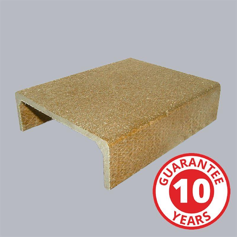 Anti Slip GRP Decking Boards