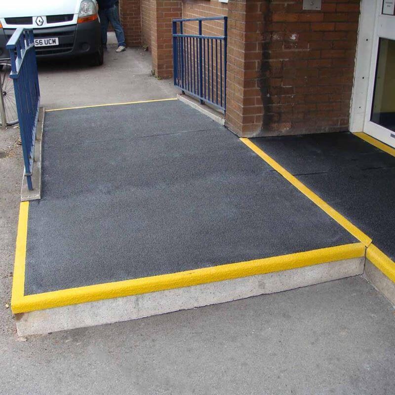 Heavy Duty GRP Anti Slip Flat Sheet Flooring