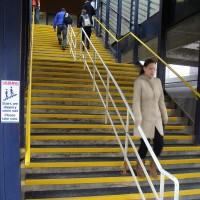 Heavy Duty GRP Anti Slip Stair Tread Cover