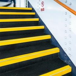 Industrial GRP Anti Slip Stair Tread Cover