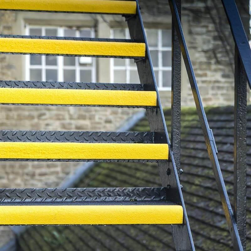 GRP Anti Slip Stair Tread Cover
