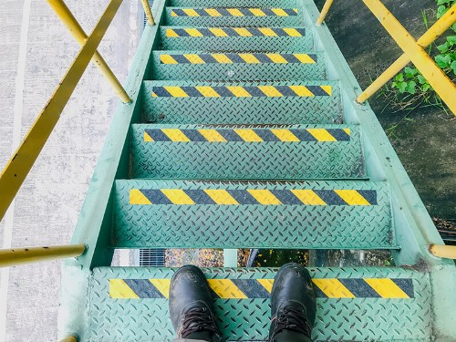 Understanding Anti-Slip Safety For Commercial Environments