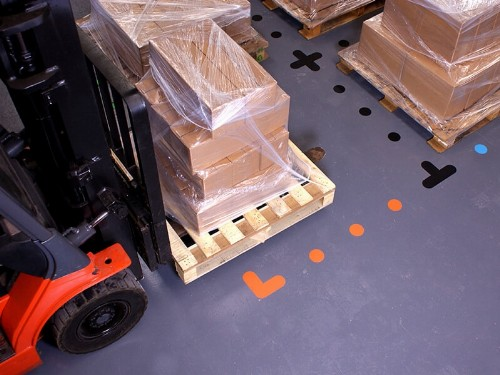 A guide to Warehouse Marking