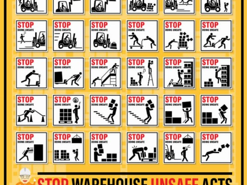 Warehouse signs - What does your business need?