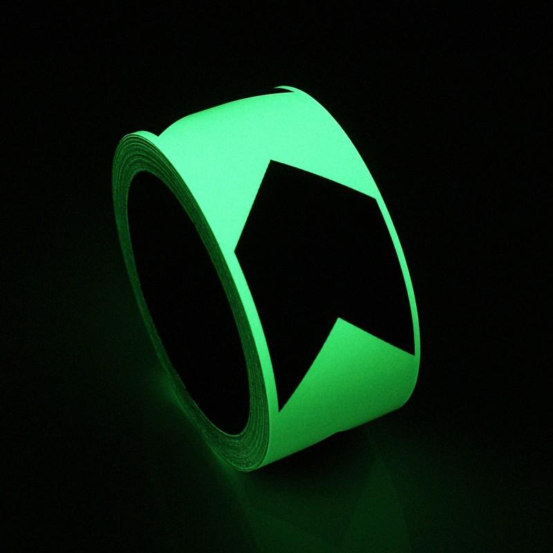 Photoluminescent Egress Marking Tape