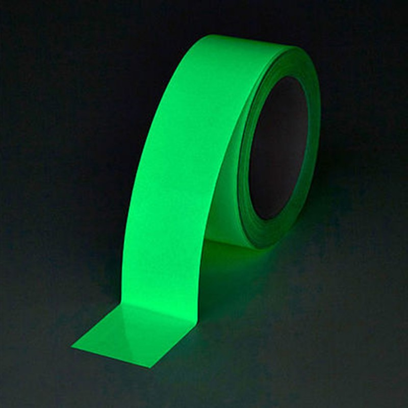 High Quality Photoluminescent Egress Marking Tape
