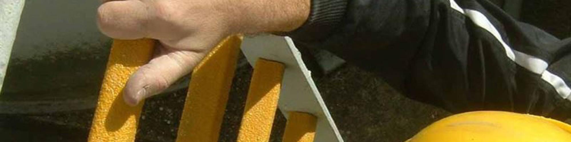 Ladder Rung Grips