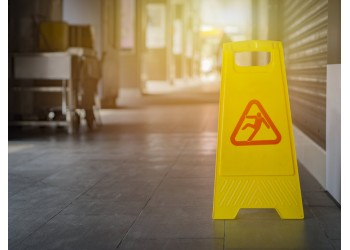 How To Reduce Slipping Hazards in the Workplace
