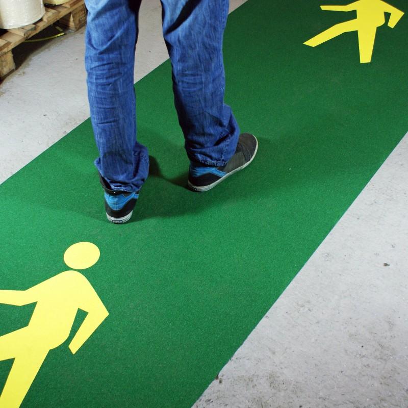 Anti Slip Walkway