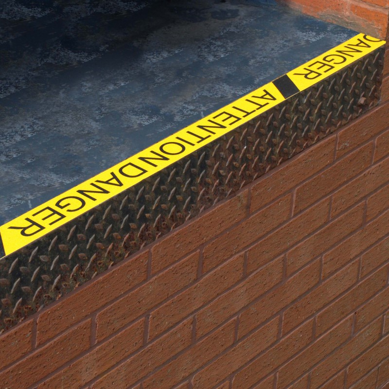 markagrip Printed Hazard Anti slip tape
