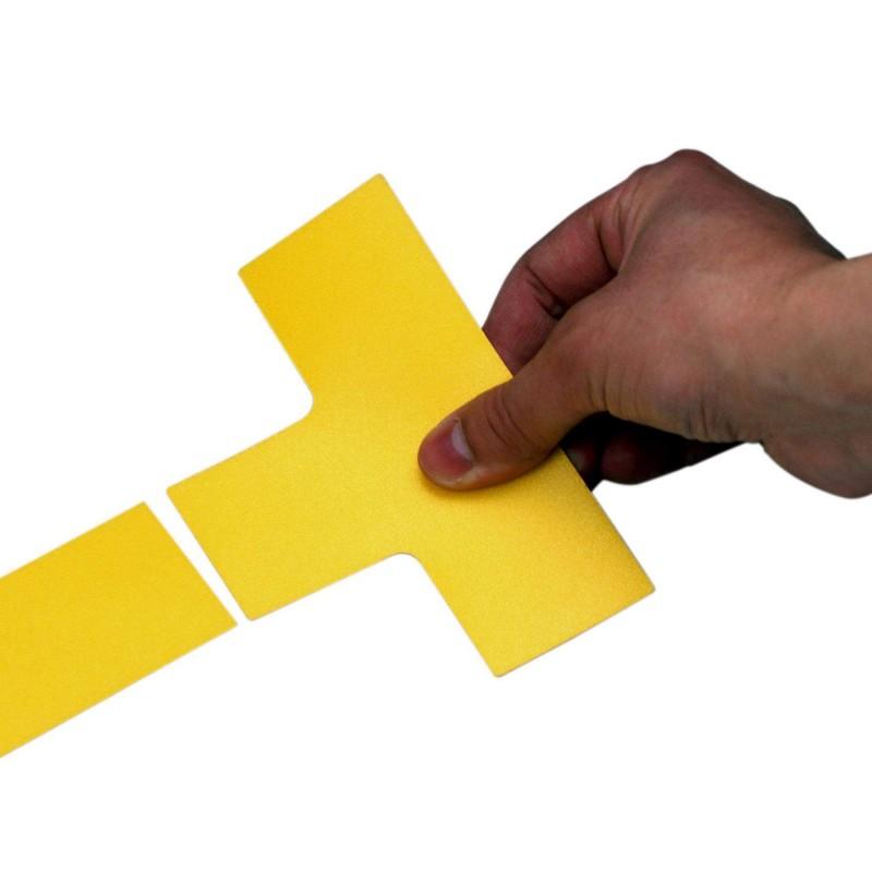 Lean Floor Marking Tape Junctions