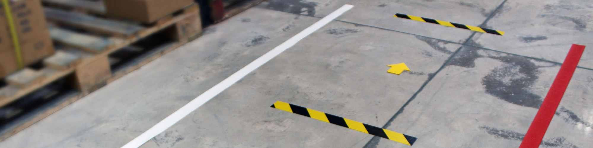markaline Industrial Line Marking Tape