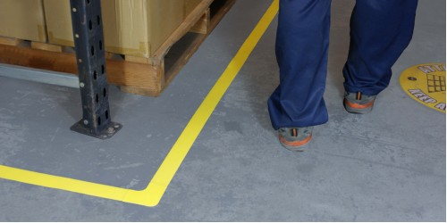 markaline Industrial Line Marking Tape