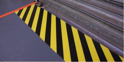 markaroute Heavy Duty Floor Marking Tape