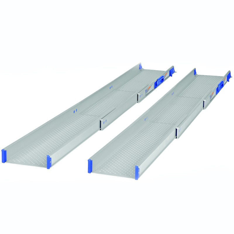 Ultralight Telescopic Channel Ramp