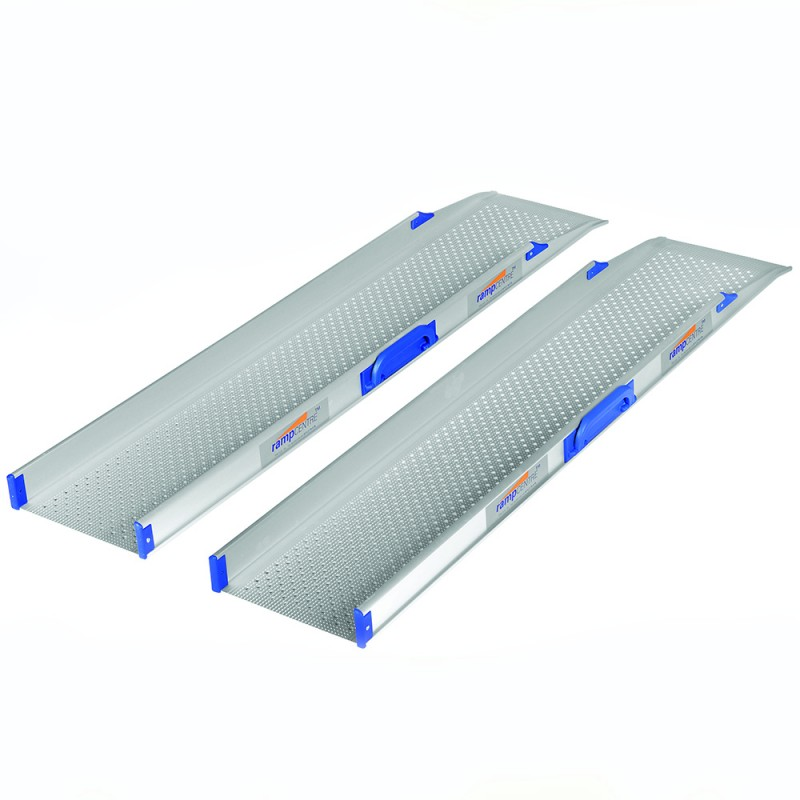 Ultralight Rigid Light Weight Channel Ramps