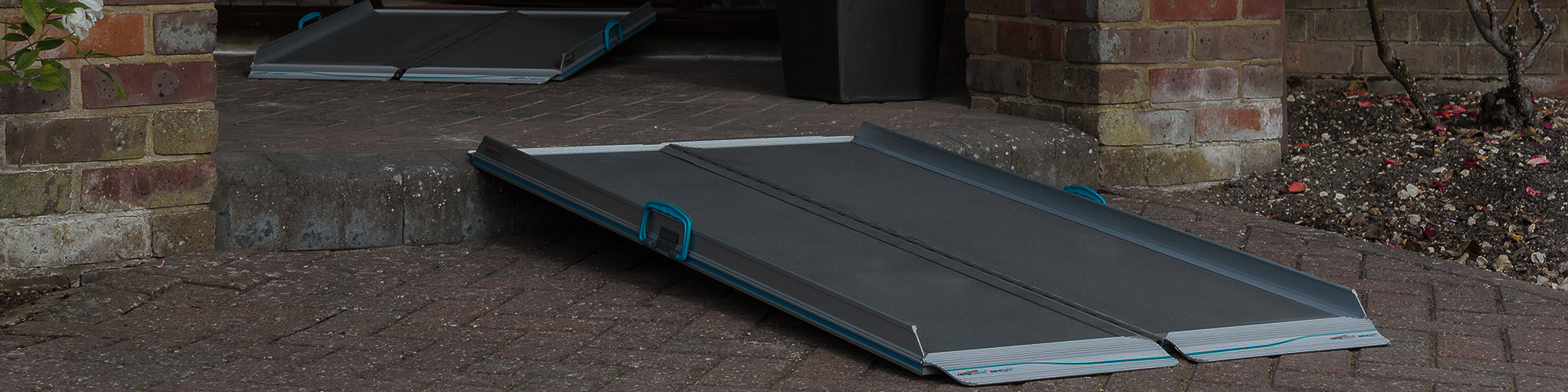 Supplies of permanent and portable ramp solutions for home and commercial utilisation