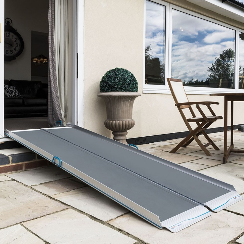 Aerolight Xtra Premium Folding Suitcase Ramp