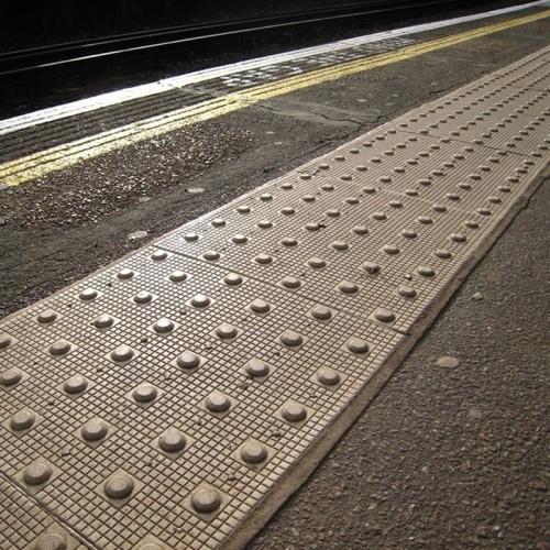 Surface Mounted Tactile Paving 10 Tile Kit