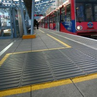 Surface Mounted Tactile Paving 10 Tile Kit