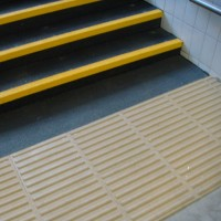 GRP Anti Slip Tactile Paving